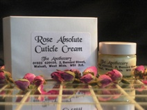 Rose Cuticle Cream