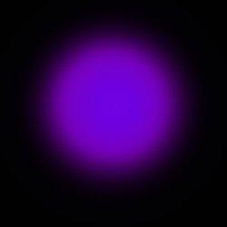 Purple Chakra Crown Chakra