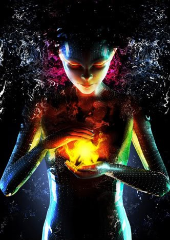 chakra pictures - heart